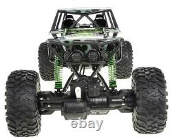 110 RC 2.4G Off-Road Green 24'' Rock Crawler Truck 4WD Remote Control Brushed
