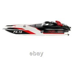116 Racing PX-16 Storm Engine RC Boat Super Speed 2CH Catamaran Shaped