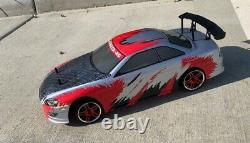1/10 2.4Ghz Exceed RC Drift Star RTR Electric Car Brushed Red Remote Control