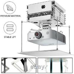 1m projector bracket electric projector lift 24w remote control new professional
