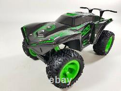 2.4GHz Remote Control RC Car Off Road Big Wheel for Kids Toy Monster Truck Racer