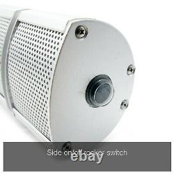 3KW Outdoor Electric Heater Garden Wall Mounted Infrared Water-resistant Remote