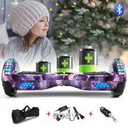 6.5 Inch Hoverboard Self Balancing Board Electric Scooter +Bag+Remote Control