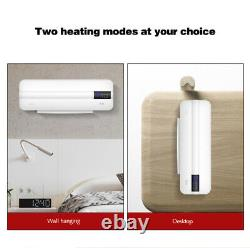 AIR CONDITIONER PORTABLE HEATING FAN Home Timing Free Installation Wireless Wifi