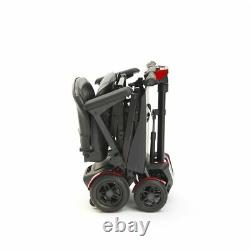 Drive Devilbiss Auto Folding Mobility Scooter with Remote Control 4 Wheel 4mph