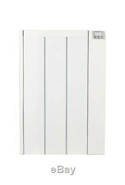 Electric Panel Heater Radiator With Timer Ceramic Wall Mounted Eco Digital Slim