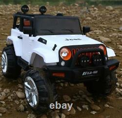 Electric Toy Car 12v Electric Remote Control Car Jeep Extream 2 Seater Mp3 Toy