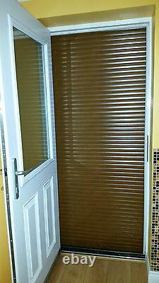 Electrical, remote controlled window, door ROLLER SHUTTER, made-to-measure, 52 mm
