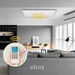 Far Infrared Ceiling Heater Panel with Built-in Thermostat Remote Control