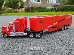 Giant American Large Truck Lorry 49cmL Radio Remote Control Car Steering Wheel