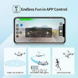 Holy Stone HS510 Foldable FPV Drone with 4K UHD Wifi Camera Qadcopter GPS Tapfly