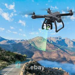 Holy Stone HS700 FPV GPS RC Drone With 1080P HD WIFI Camera Brushless Quadcopter