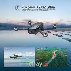 Holy Stone HS720E HS105 4K EIS Camera RC Drone 5G GPS Brushless Quadcopter +Case