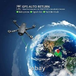 Holy Stone HS720E/HS105 Drone with UHD 4K EIS Camera GPS Foldable FPV Quadcopter