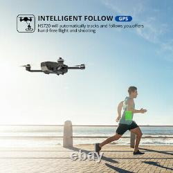 Holy Stone HS720 Foldable FPV Drone with 2K HD Camera GPS Brushless Quad case