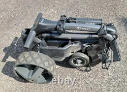 Motocaddy M7 Electric Golf Trolley Remote Control With Accessories