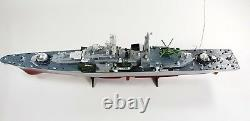 NEW UK RC Navy Destroyer Radio Remote Control Boat Battle Ship 1115 Scale Model