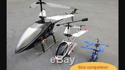 New Double Horse 9101 3.5ch Huge Remote Control Helicopter Built In Gyro New