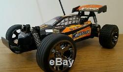 OFF ROAD MONSTER TRUCK BUGGY 20KM/H RECHARGEABLE Radio Remote Control Car 122