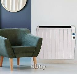 Panel Heater Radiator Electric With Timer Wall Mounted Digital Slim Convector