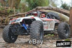RADIO REMOTE CONTROL RC CAR/BUGGY VERY FAST 110th READY TO RUN 2.4G OUTLAW