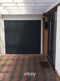 Remote Controlled electric roller Garage Door DIY Insulated Auto Roll Up Bargain