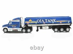Semi Truck RC Container Trailer Tanker Remote Control RTR Music LED
