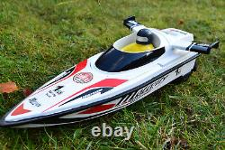 Storm Man Large Rc Racing Speed Boat Radio Remote Control Boat